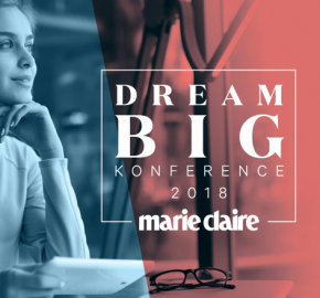 DREAM BIG konference Marie Claire