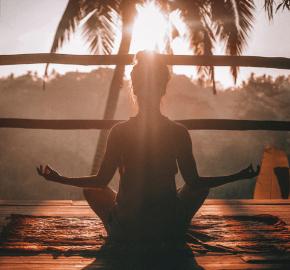 Jóga není cvičení. Jóga je životní styl.