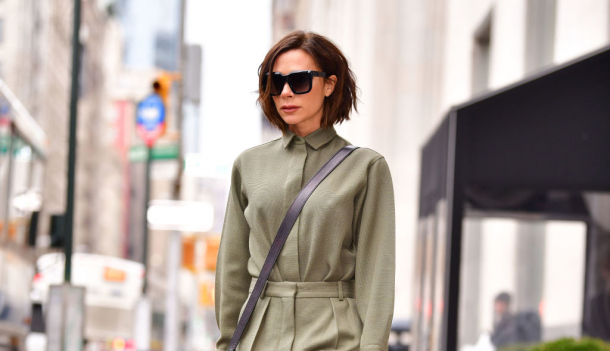 Krásná a stylová Victoria Beckham.