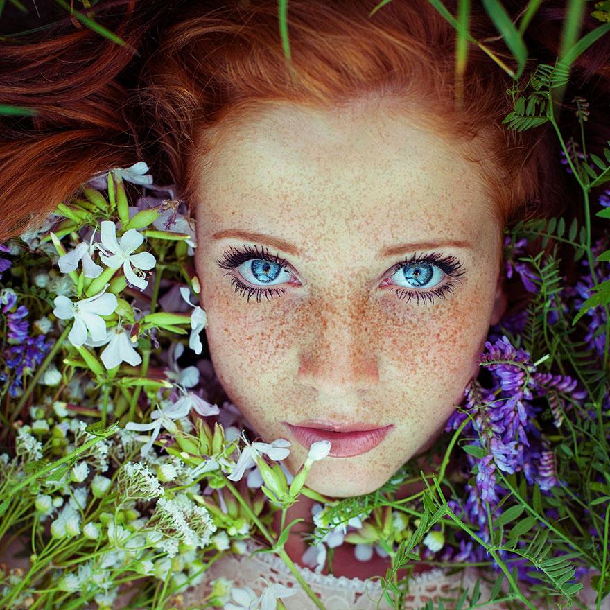 RUSOVLÁSKY 10x JINAK: Překrásné fotografie zrzek, které vás dostanou |  Marie Claire