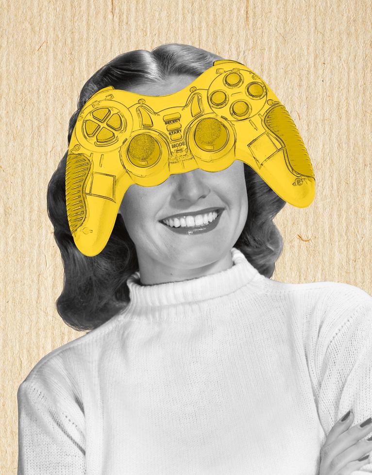 040581633ab ŽENY VE HŘE  Videohry nepatří jen mužům